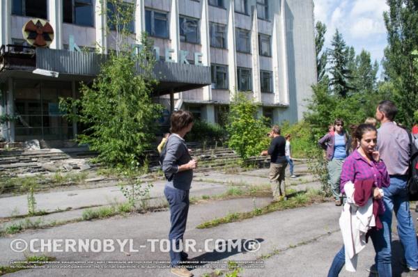 Экскурсия в Припяти